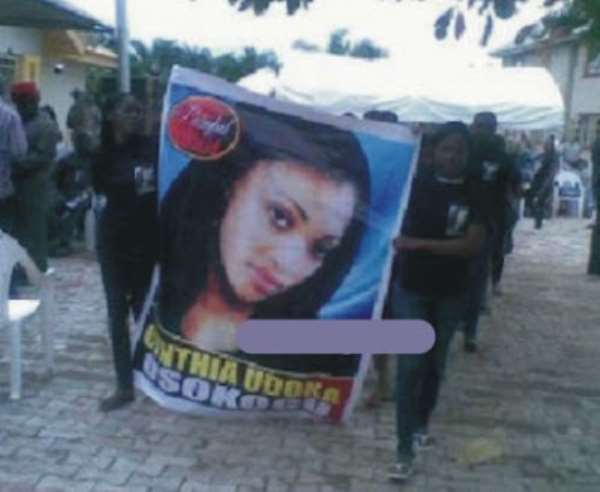 Why Police Refused To Release Cynthia's Corpse For Burial