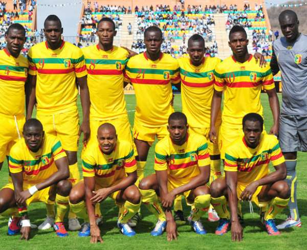 Mali name 23 players to face Ghana and Gabon in friendlies