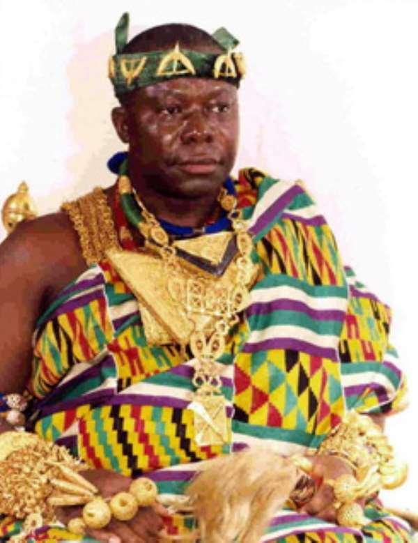 "Hail the Asantehene, now ""King of Kings"" of Africa! (Part II)"