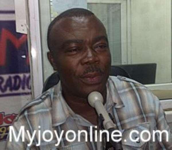 Mr. Asamoah Boateng