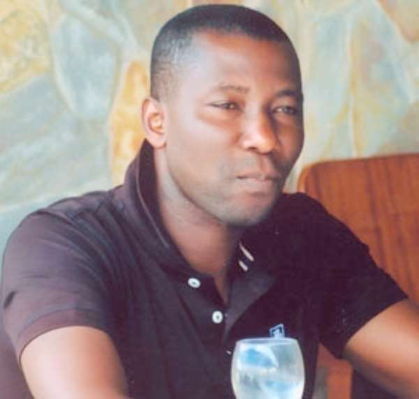 CEO of Kenpong Group salutes Local Black Stars