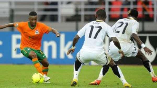 Ghana will play Zambia next month in Kumasi