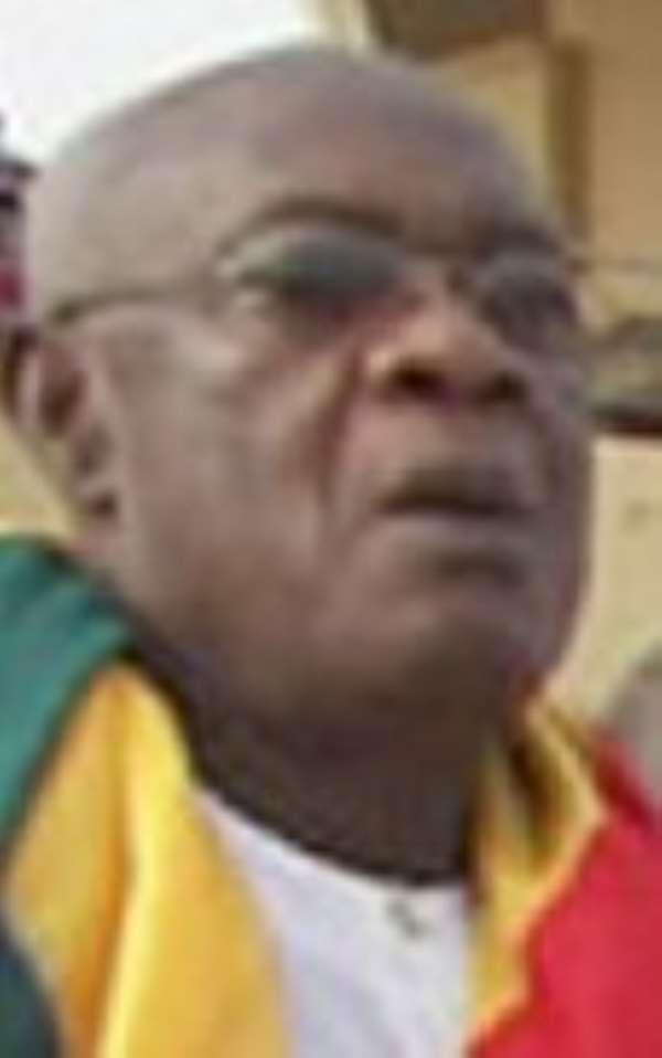 Clend Sowu, founder member NDC
