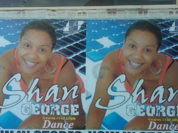 Actress SHAN GEORGE launches album.