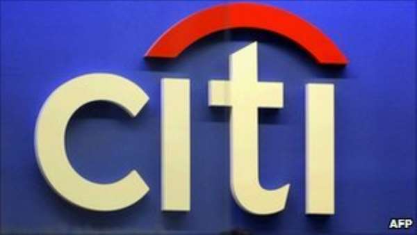 Citibank said the worker has been suspended