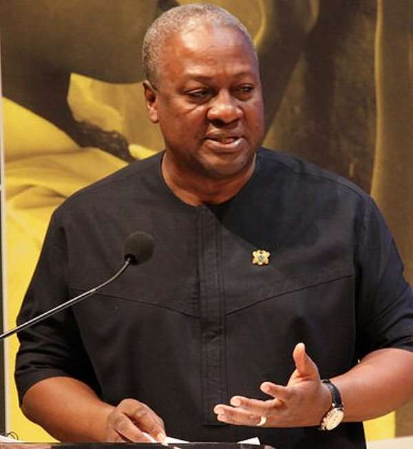 President Mahama tells Ministers to adhere to policies