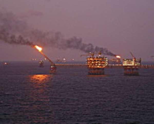 Ghana's first oil sold below market price