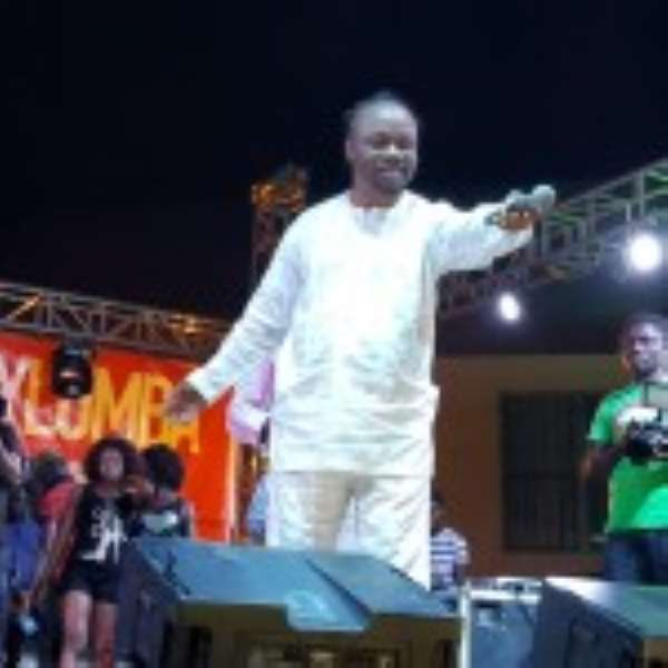 Daddy Lumba Shakes Kumasi On New Year's Day