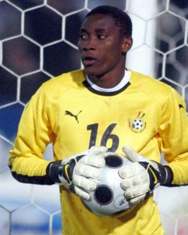 Daniel Agyei is still out injured