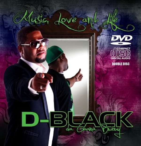 Good Year For D-Black With Several Awards Nominations