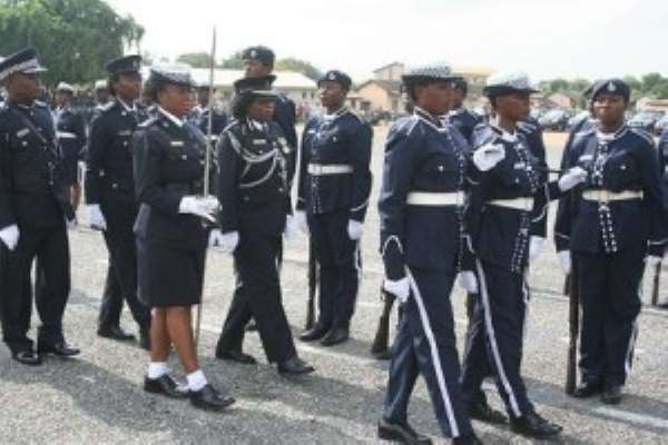 Police Administration Gives Green Light To 150 Female Recruits