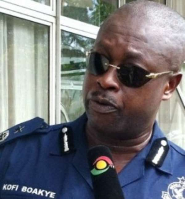 My view on the future candidature of COP Nathan Kofi Boakye for the post of Inspector General of Police