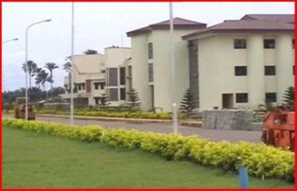 Side-view: Delta State University Hospital, Oghara  Source: http://www.deltastate.gov.ng/