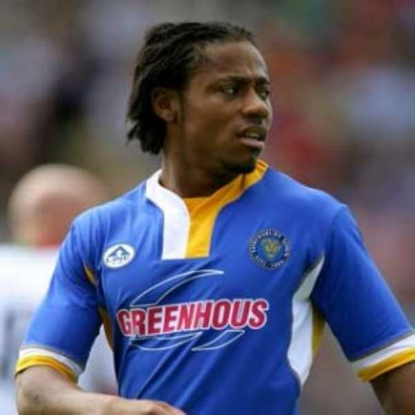 Ghana striker Derek Asamoah challenged to make most his time at Carlisle United