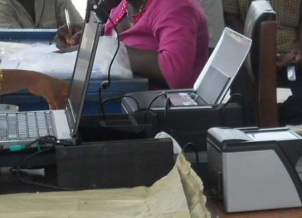 Registration officials commend Akrofu for hospitality
