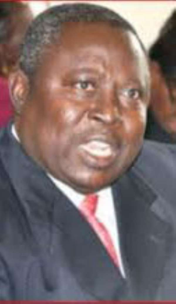 Mr. Martin Amidu, Minister of Justice & Attorney General