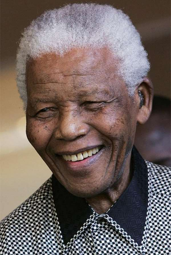 Why Should Mandela Suffer For The Crimes Of Aparthied?