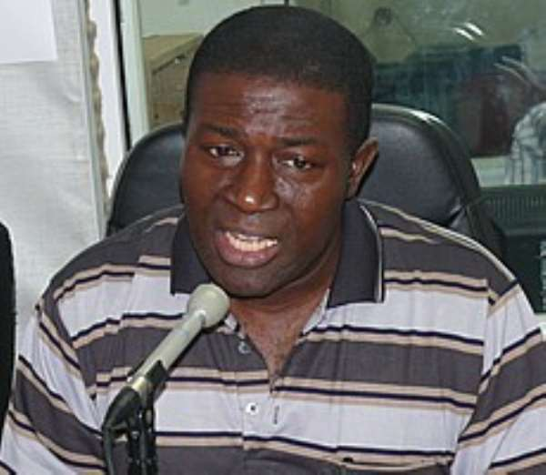 NPP did not organize supporters to welcome home Eric Amoateng-Nana Akomea