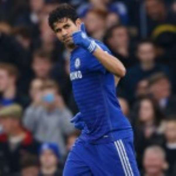 Costa Goes Scot Free …After Everton Gesture