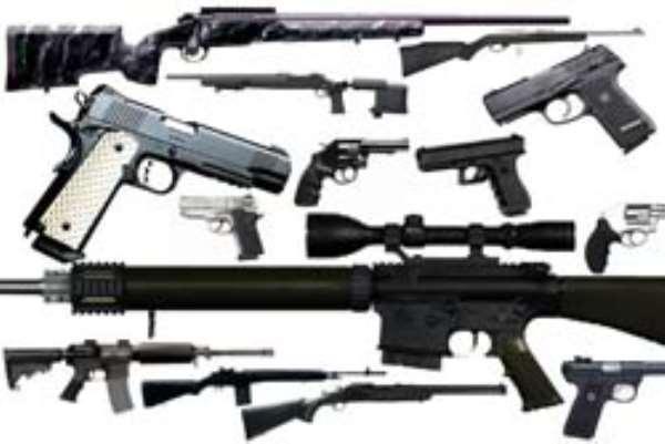 Small Firearms-Ghana's New Bug