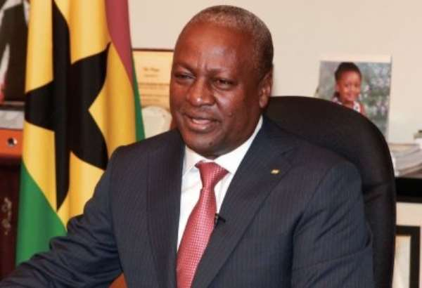 President Mahama's First Year In Office