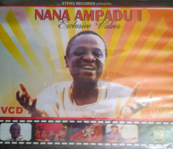Nana Kwame Ampadu I - Exclusive Videos