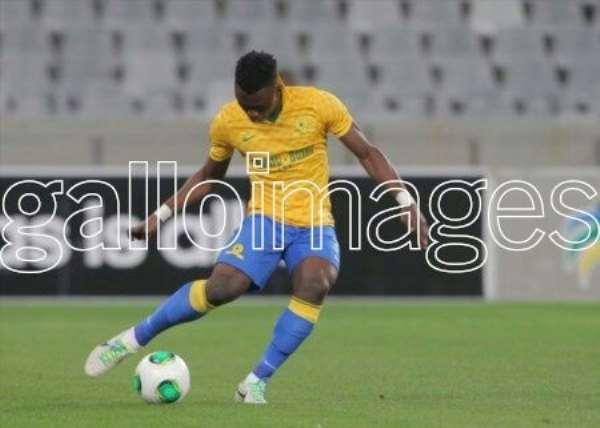 Sundowns loan Rashid Sumaila to PSL side Moroka Swallows