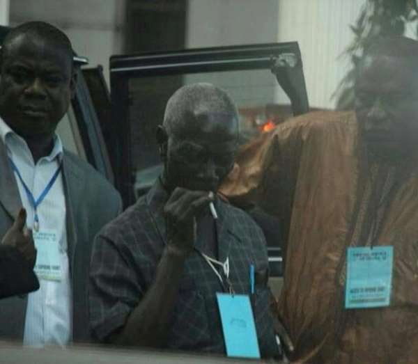 Afari-Gyan Admits Irregularities Occurred In 2012 Elections...But Did Not Affect Outcome