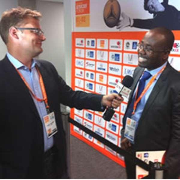 Nyantakyi Speaks On African Football At Soccerex