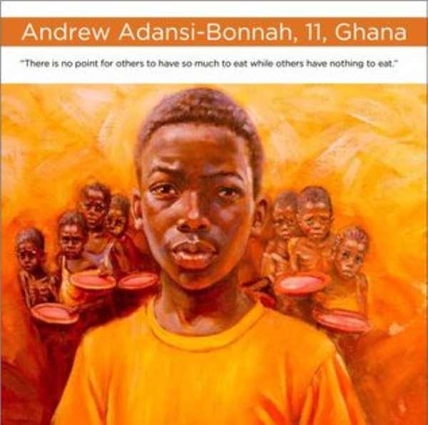 GHANA'S TEENAGER ADANSI BONNAH LAUDED IN TORONTO, CANADA.