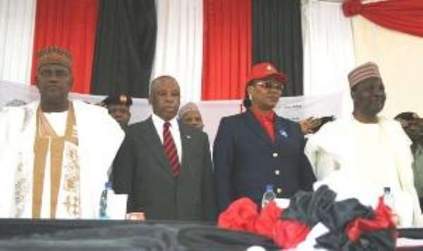 Corruption, Threat To Nigeria's Democracy - Mogae... As Gowon, Waziri, Other Urge Support For Anti-war