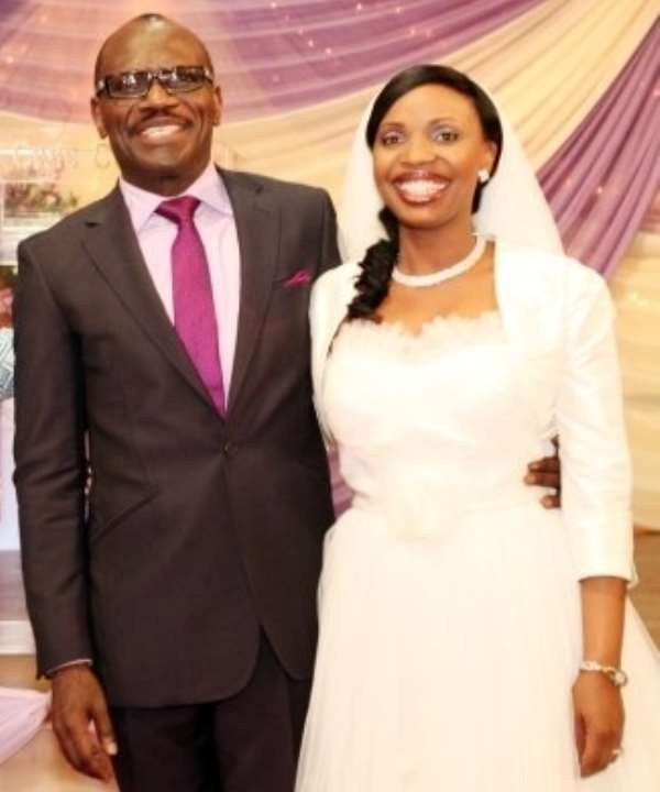 PASTOR TAIWO ODUKOYA'S WIFE PREGNANT WITH SECOND CHILD