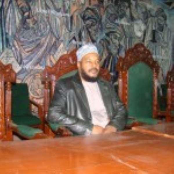 Islamic Scholar Linked To Terrorists 'Preaching' In Ghana
