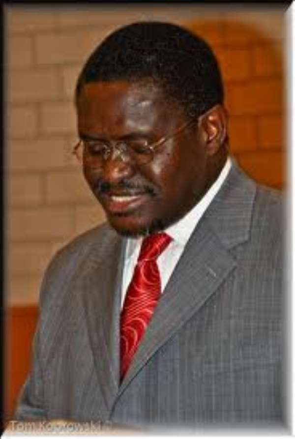 Elect leaders who have the 'know-how'- Dr. Kabu Davies