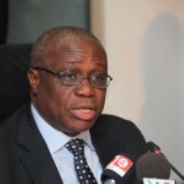 BoG Throws Out Suggestions For Cedi Devaluation