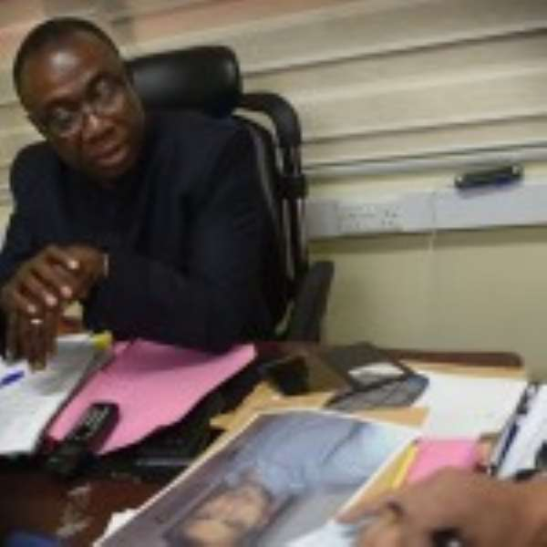 ACEP Urges Kwabena Donkor To Admit Failure And Resign