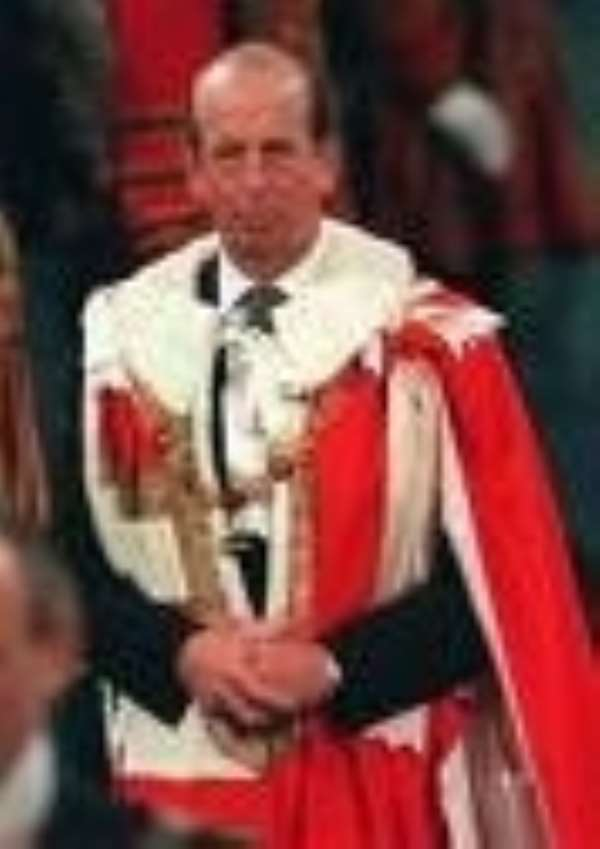 Duke of Kent to represent Queen at independence Golden Jubilee