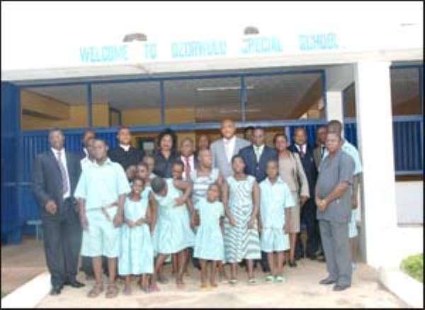 Ghana Life Supports Dzorwulu Special