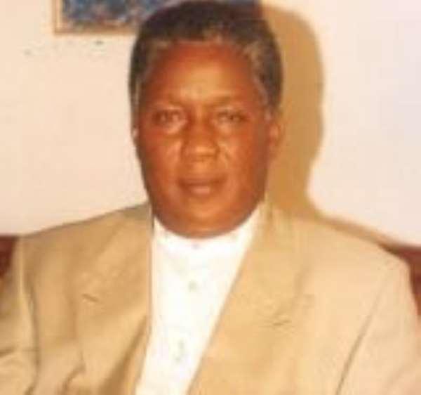 Employment and Social Welfare Minister-designate, Mr Enoch Teye Mensah
