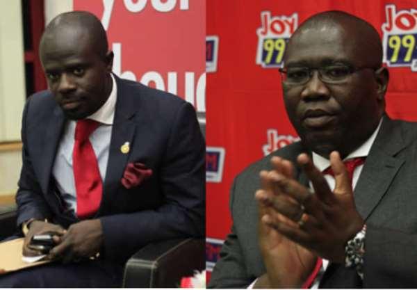 Judgment Debt Commission is using less money chasing more money - Kofi Abotsi