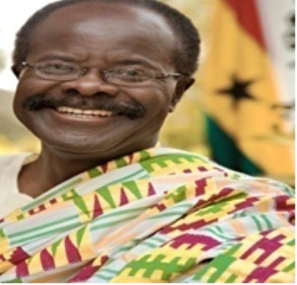 Nduom advises Ghanaians to change mind set of voting
