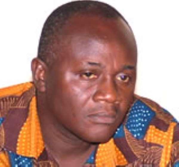 MP for Okere, Dan Kwaku Botw
