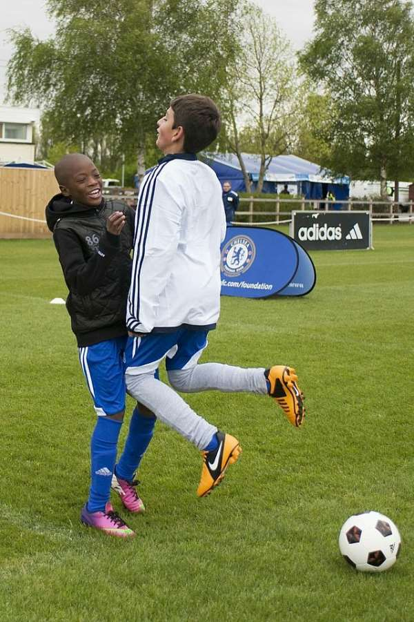 Dream The Blues Campaign: High Morale In Camp After Chelsea's Europa League Victory