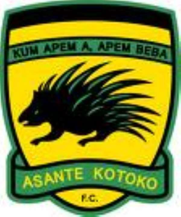 Asante Kotoko crown Champions after 240 games