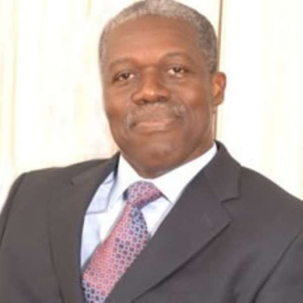 Governor of the Bank of Ghana, Kwesi Amissah-Arthur