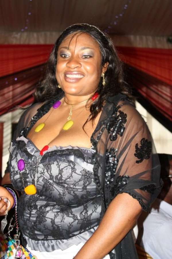 Foluke Daramola Celebrates