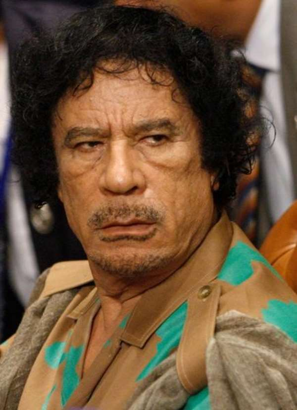 Gaddafi Should Step Down Gently to Allow Political Reforms in Libya