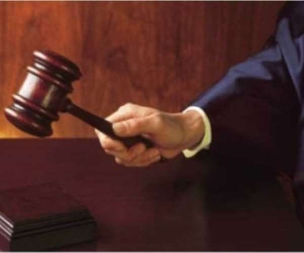 Labourer fined GH¢120 for stealing plantain