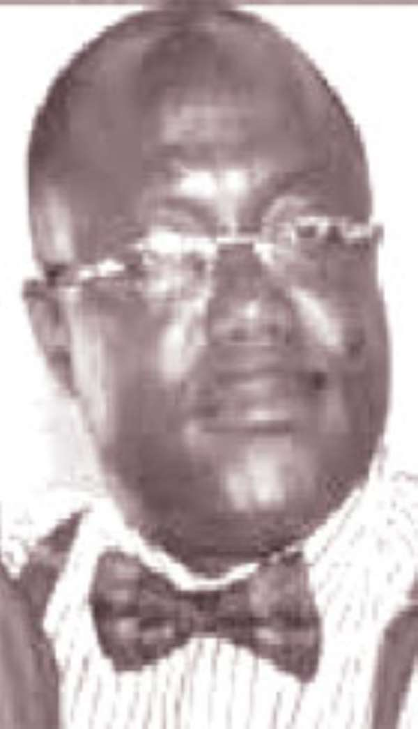 Prof. Ken Agyemang Attafuah - Executive Director, JHRI