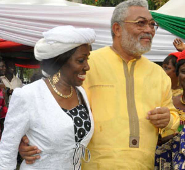 Togolese Opposition Calls On Rawlings